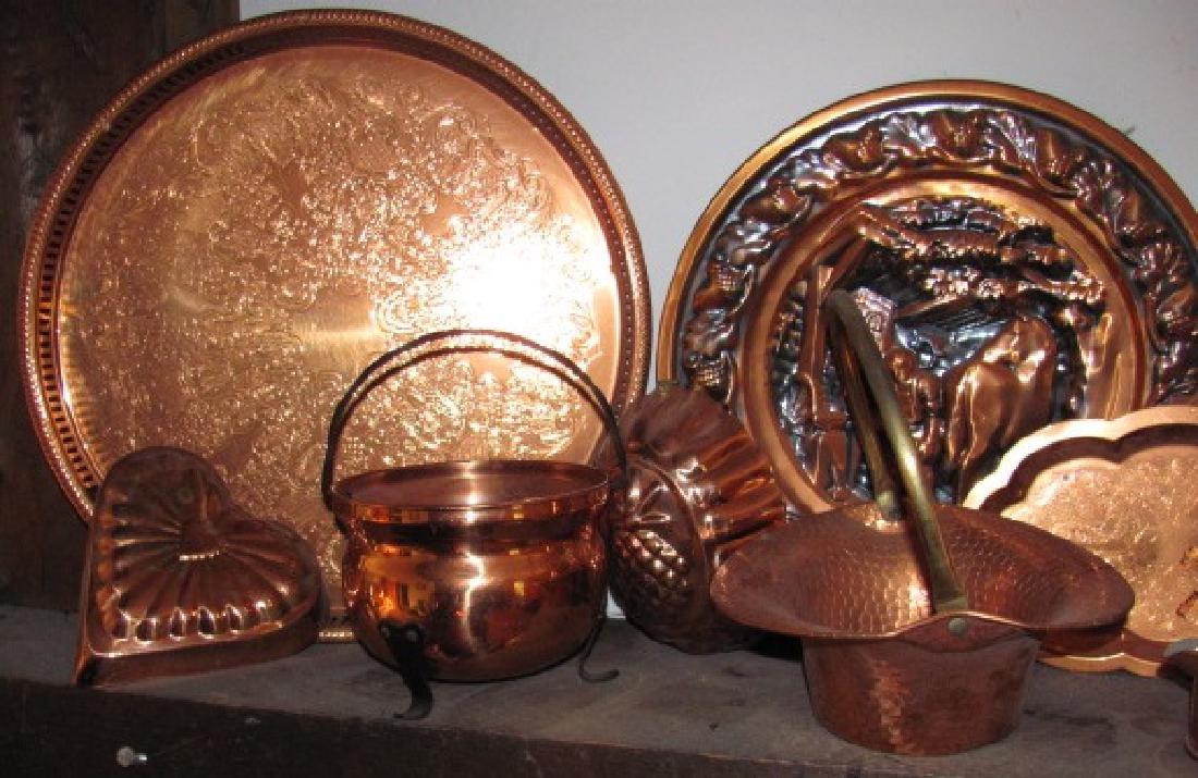Copperware Lot - 2