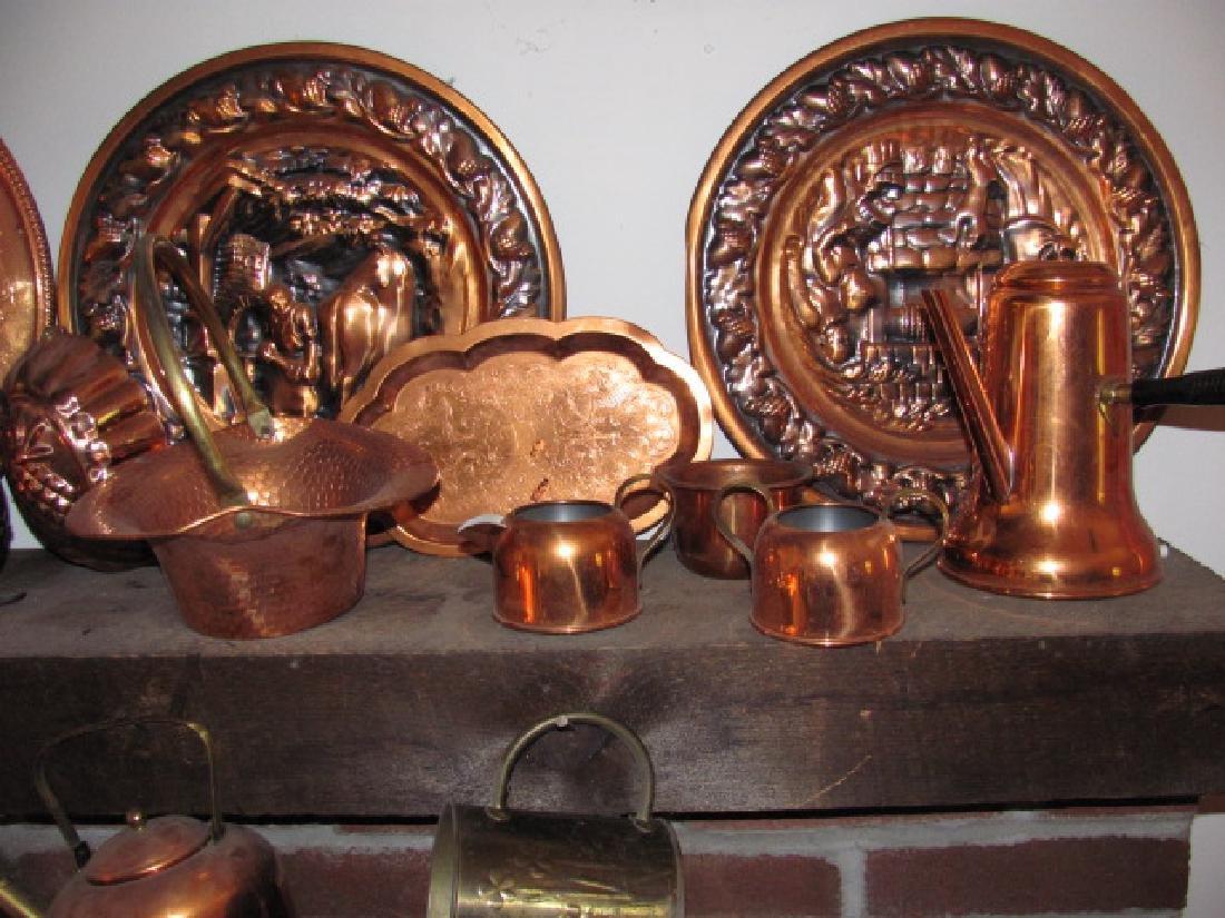 Copperware Lot - 3