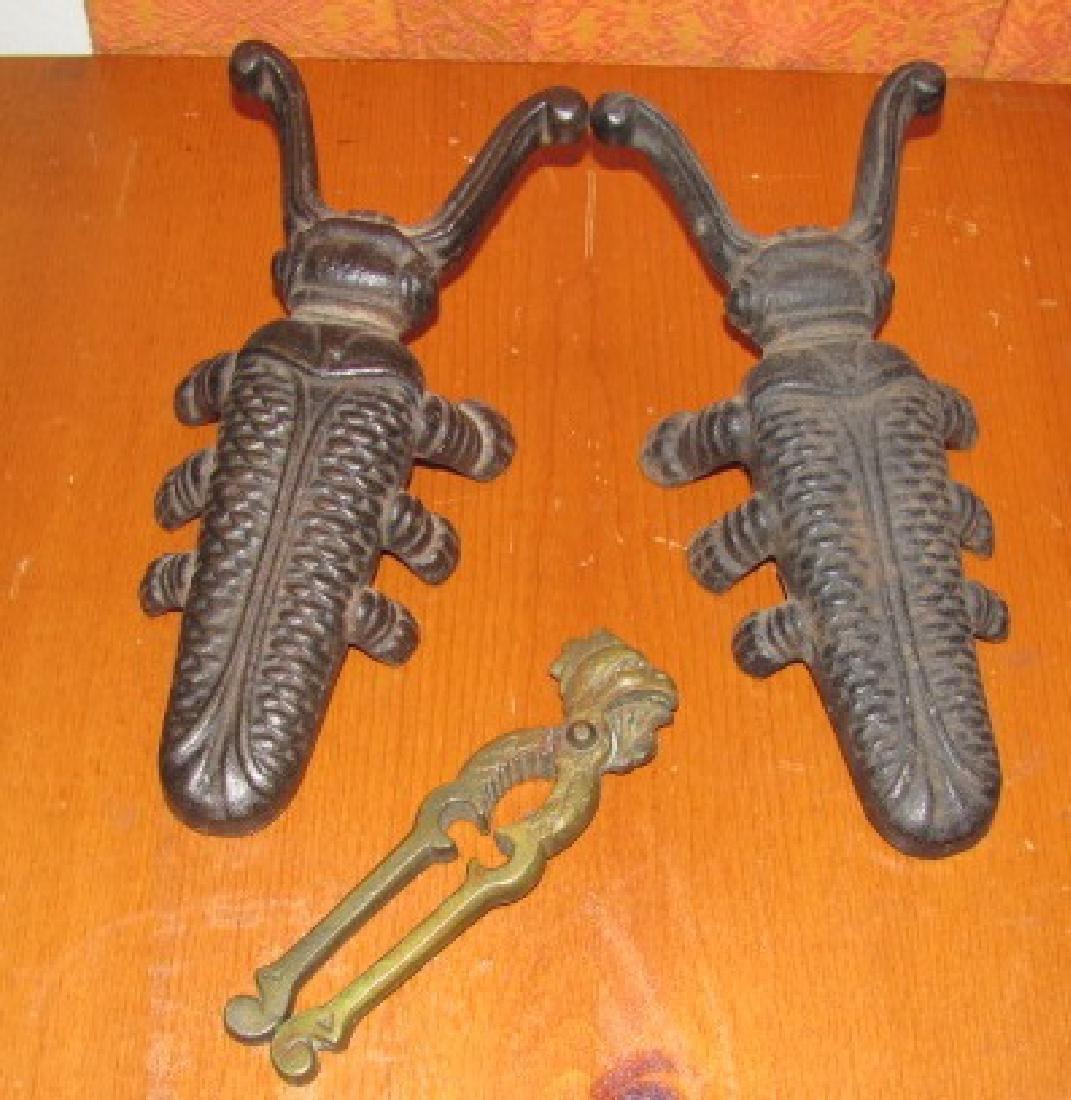 Boot Jacks & Nut Cracker