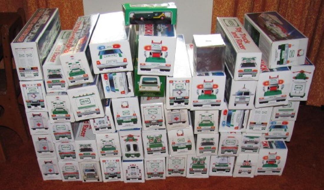 50 Hess Trucks