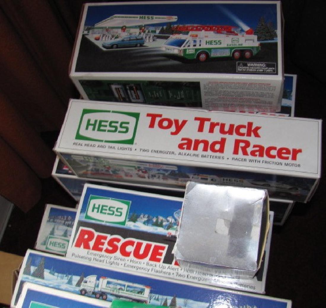 50 Hess Trucks - 3