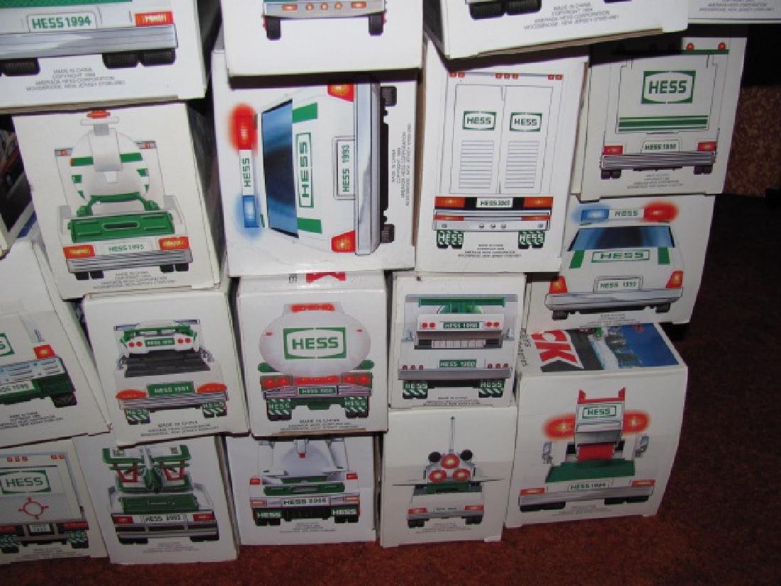 50 Hess Trucks - 4
