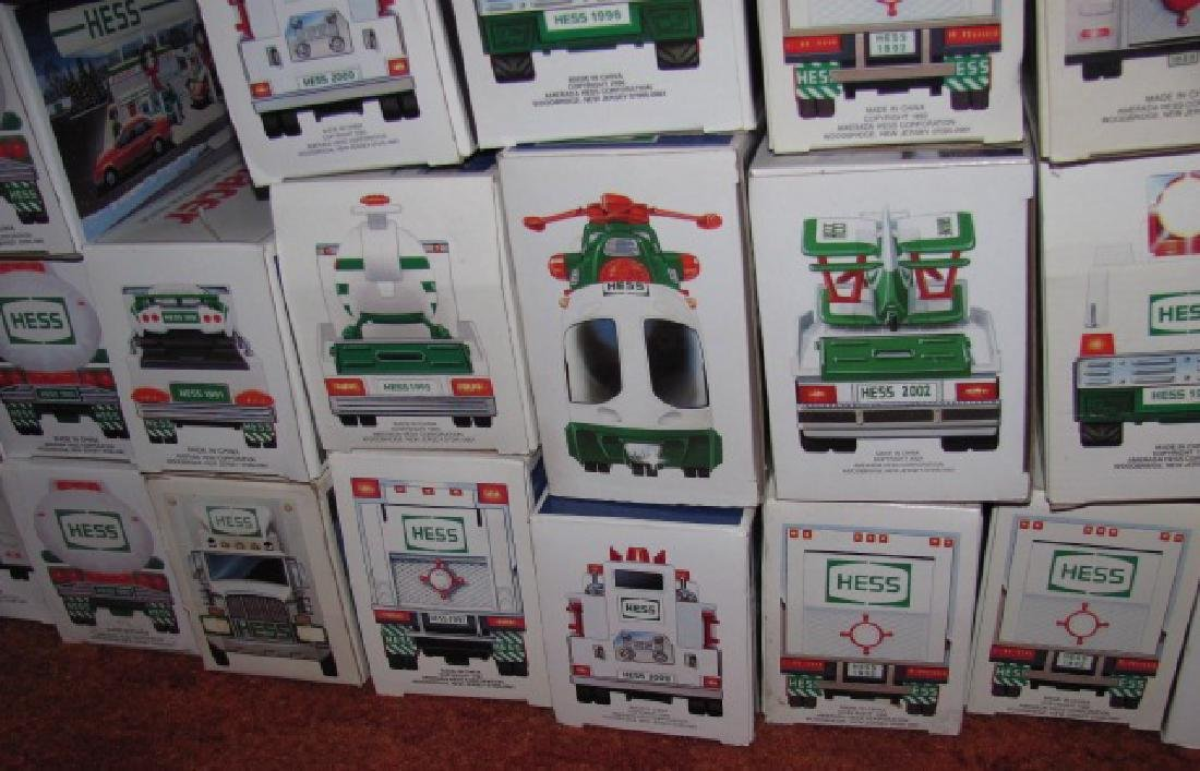 50 Hess Trucks - 5