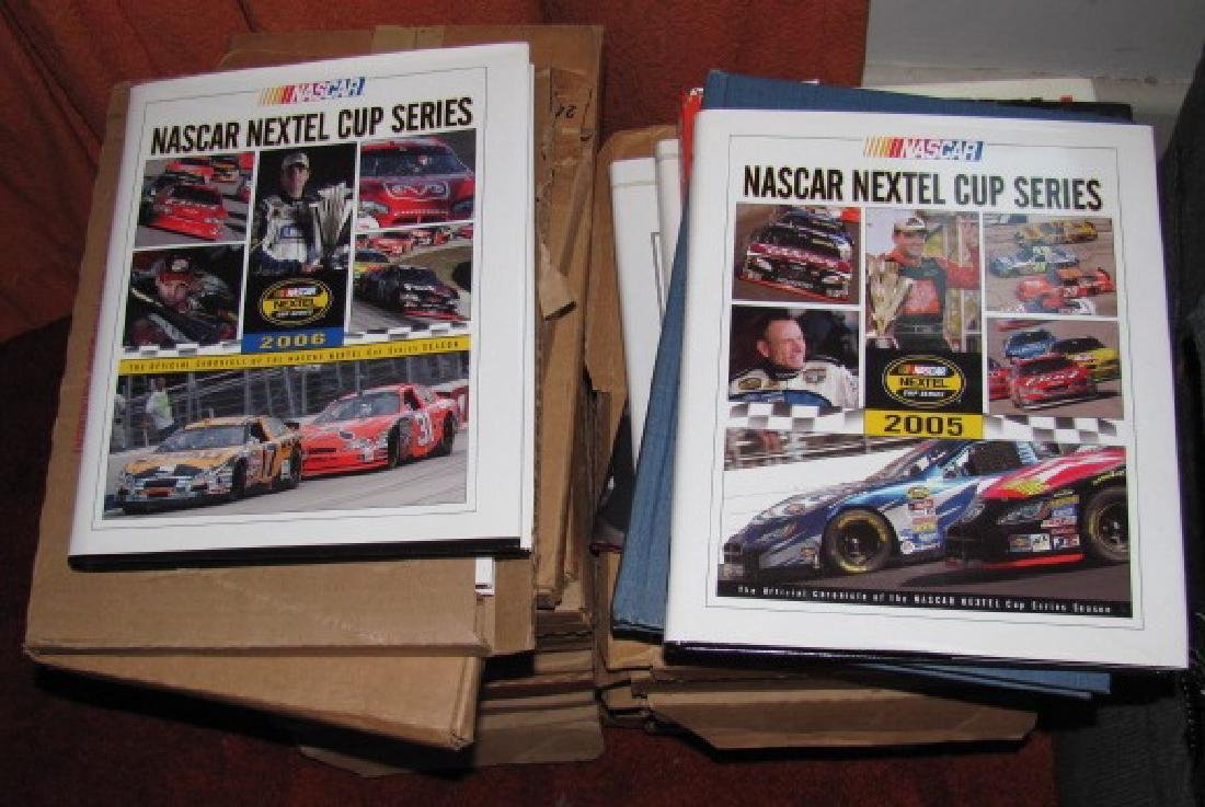 33 Nascar Chronicle Books - 2