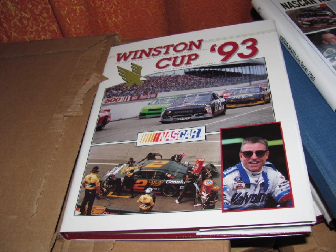 33 Nascar Chronicle Books - 3
