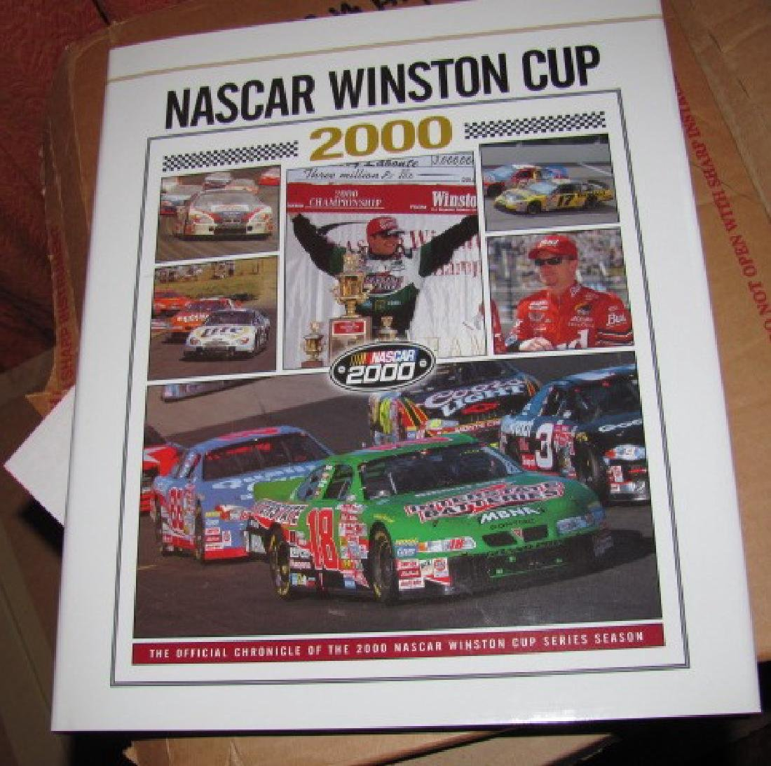 33 Nascar Chronicle Books - 5