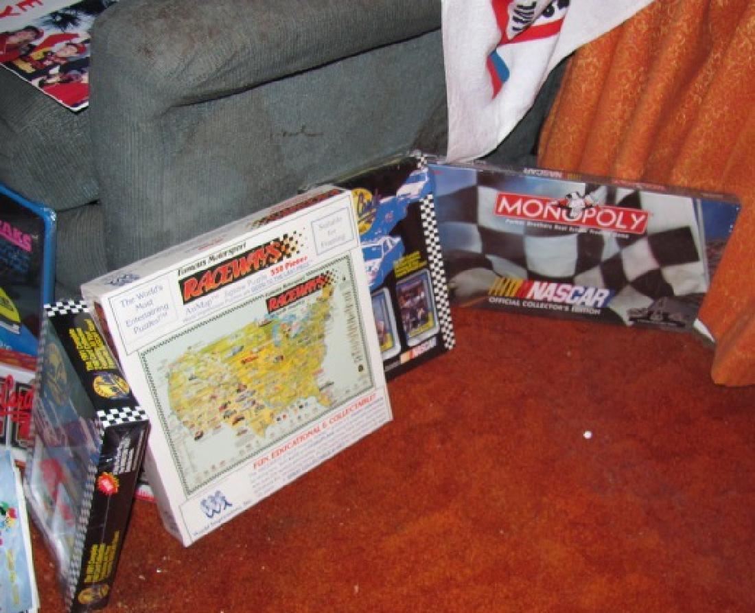 Nascar Lot Richard Petty Towel Cards - 4