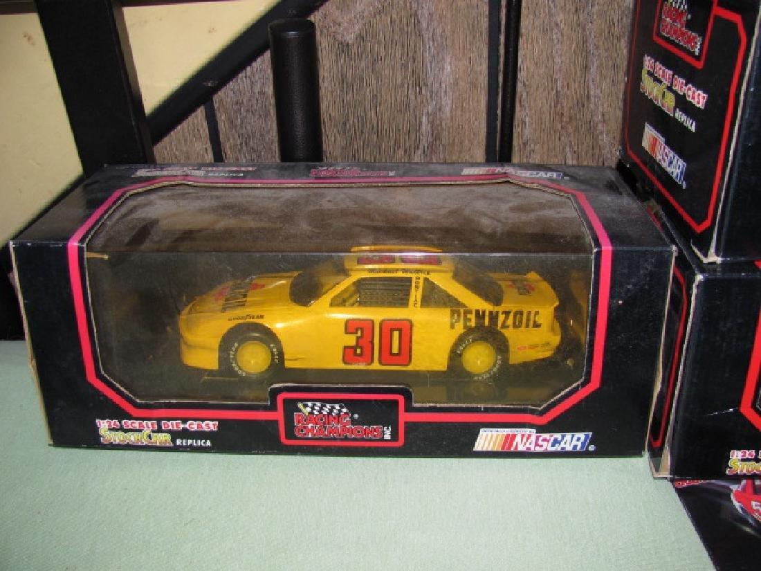Nascar Racing Diecast Cars - 4