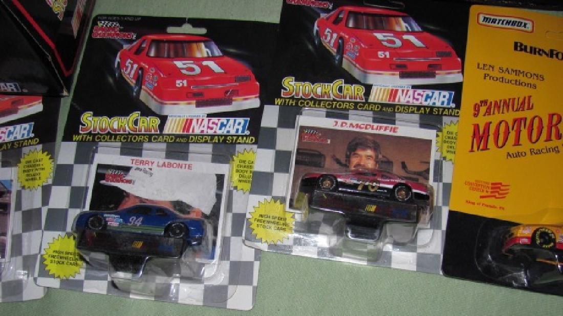 Nascar Racing Diecast Cars - 6