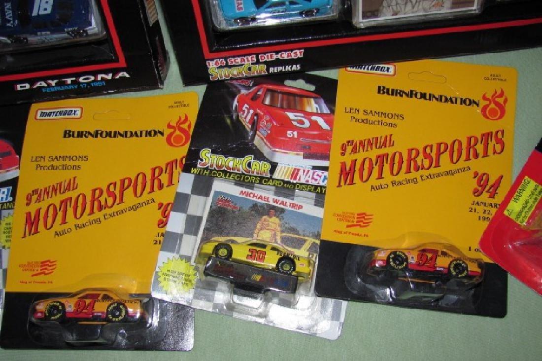 Nascar Racing Diecast Cars - 7