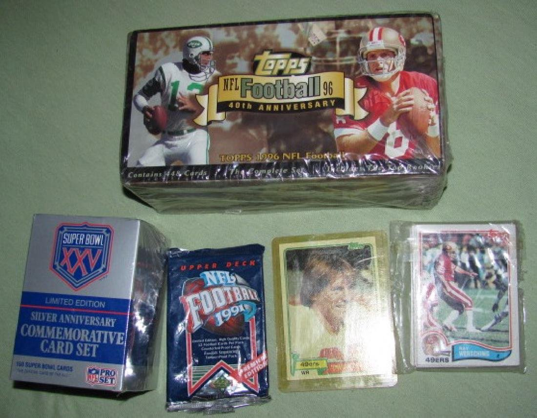 Football Card Lot
