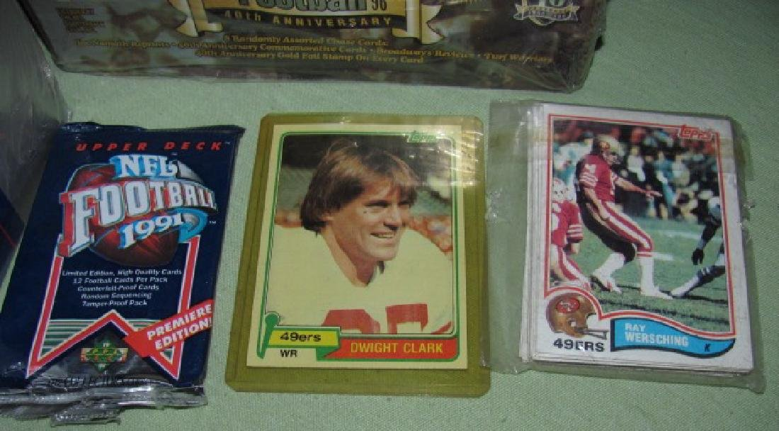 Football Card Lot - 2
