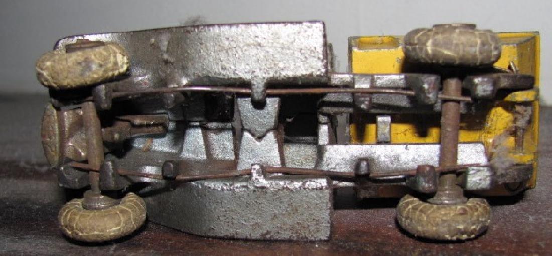 Antique Cast Iron Toy Dump Truck - 2