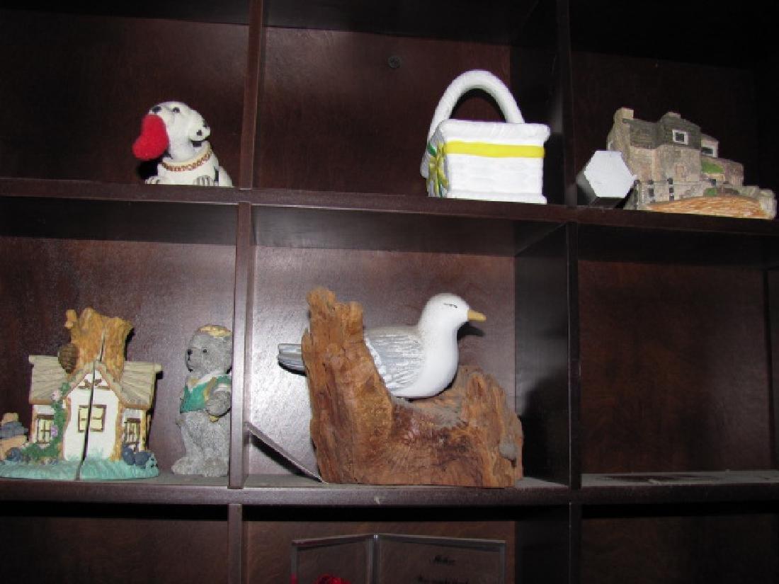 Knick Knack Shelf Lot - 2