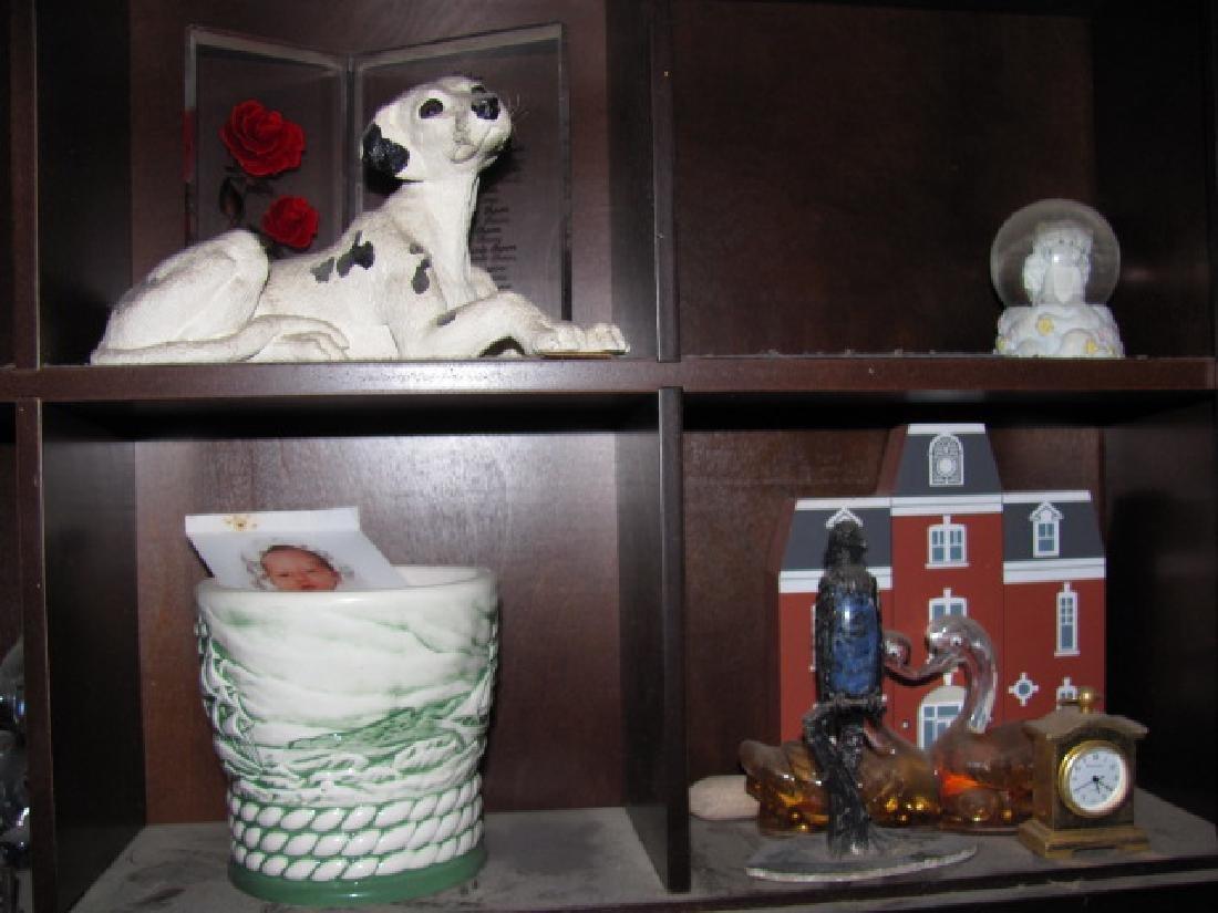 Knick Knack Shelf Lot - 4