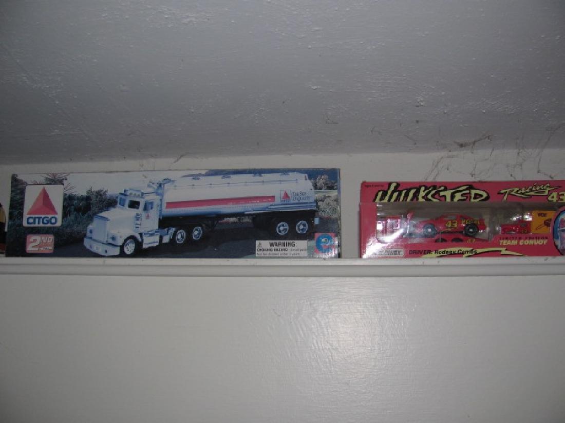 Hess Truck Citgo & misc Toys