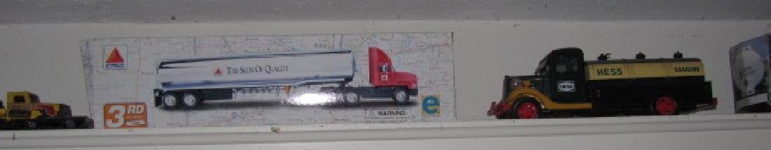 Hess Truck Citgo & misc Toys - 2