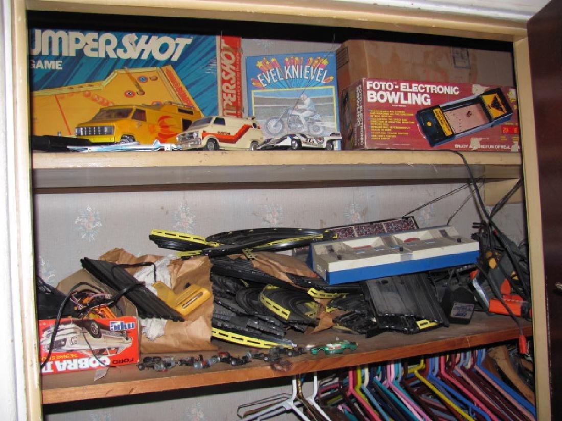 Slot Car Parts Remote Control Toys