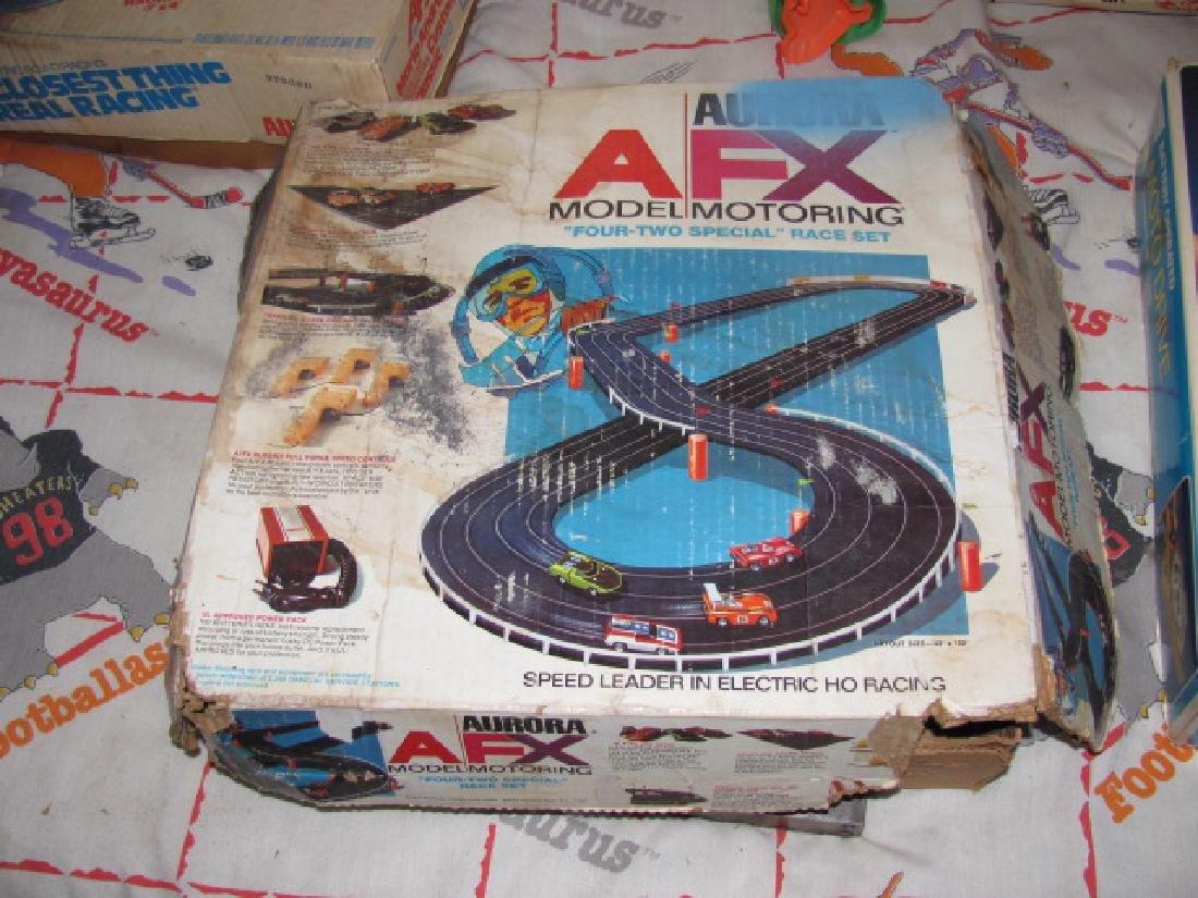 Slot Car Track & Games - 2