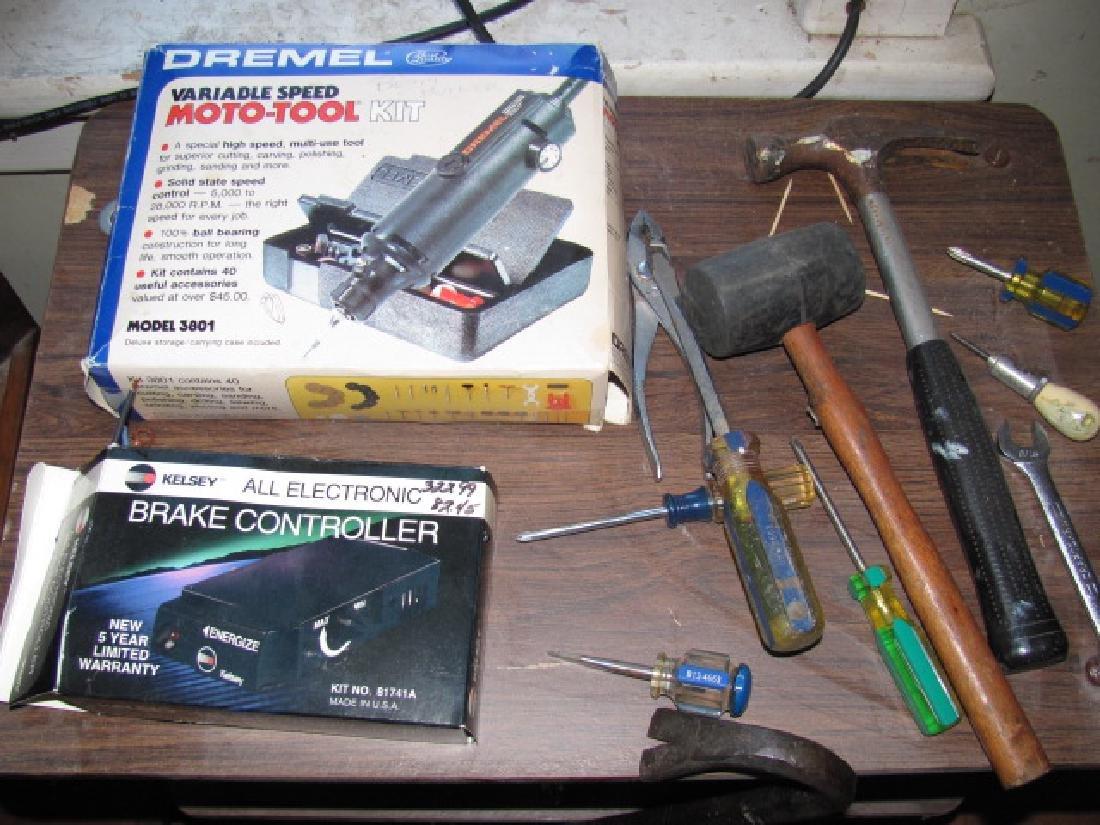 Dremel Brake Controller Tool Lot - 2