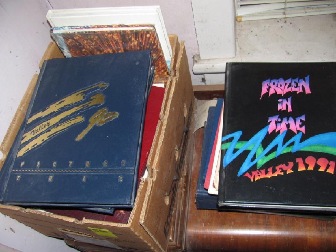 Clinton NJ & Del Val Yearbooks - 2