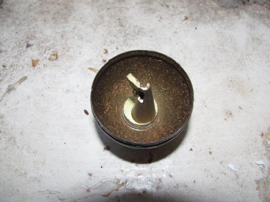 German Globe Tin Pencil Sharpener - 4