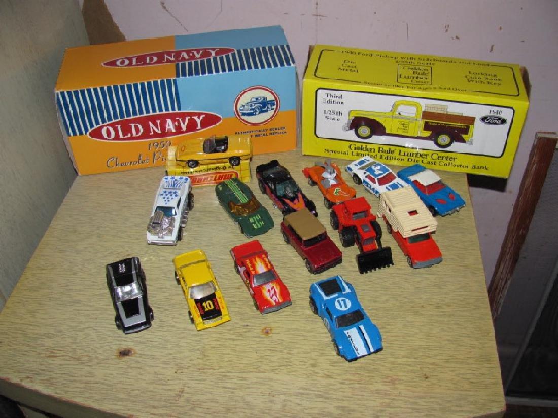 Matchbox Toy Lot