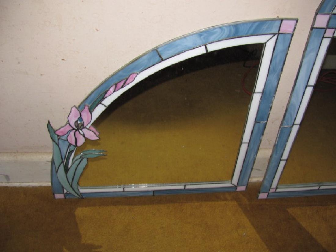 3 Stained Glass Mirrors - 2