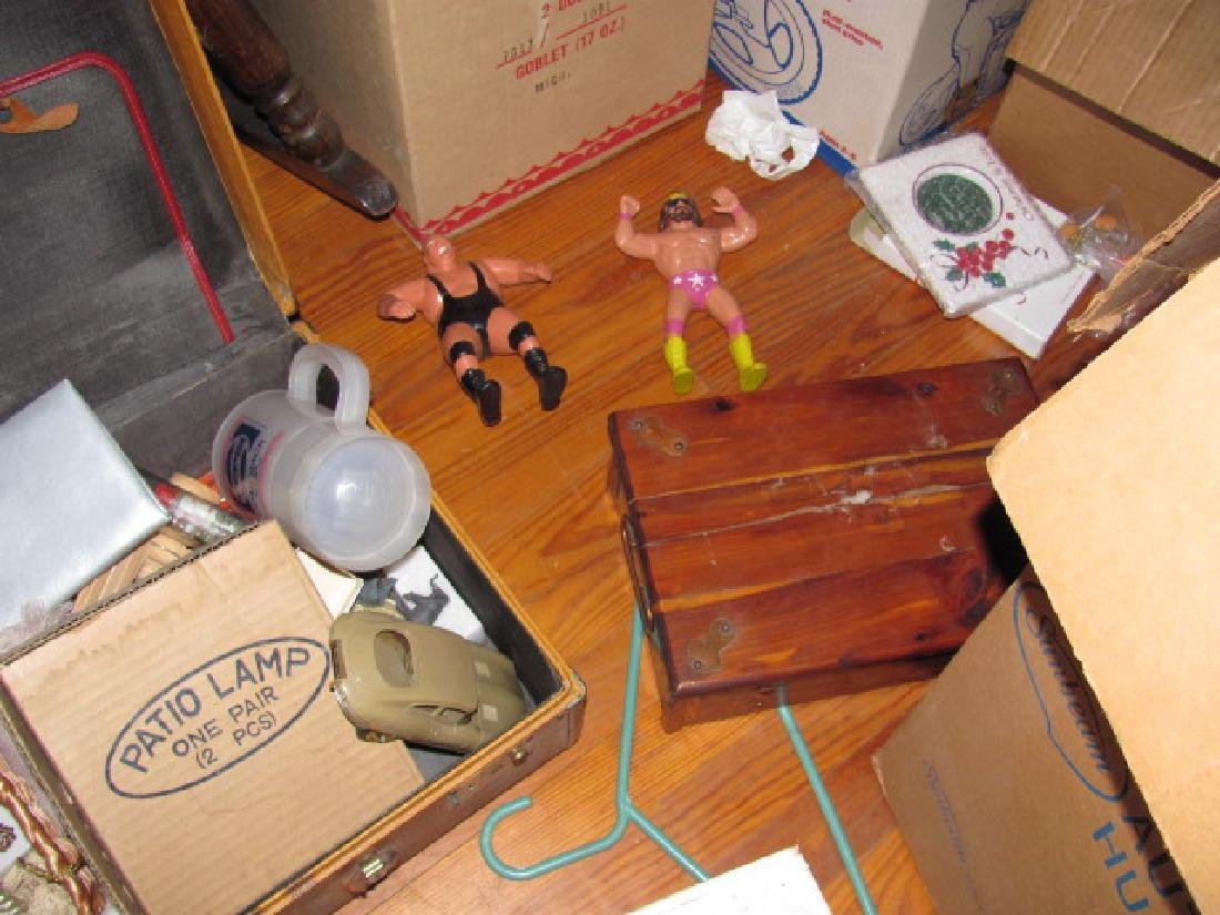 Partial Contents of Attic - 7
