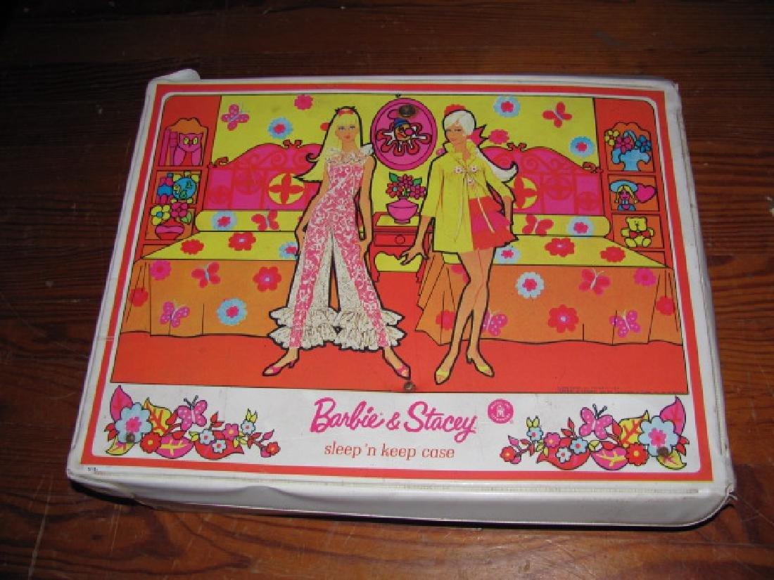 Barbie & Stacie Sleep n Keep Case