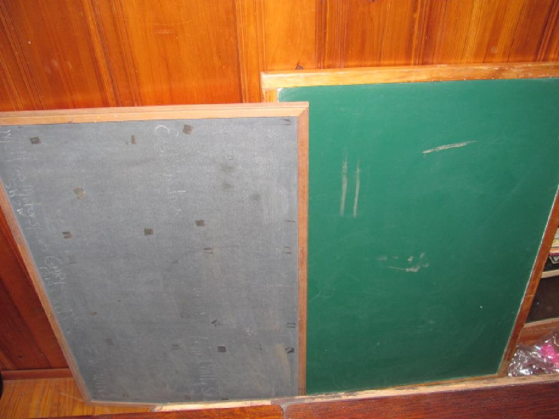 2 Chalk Boards