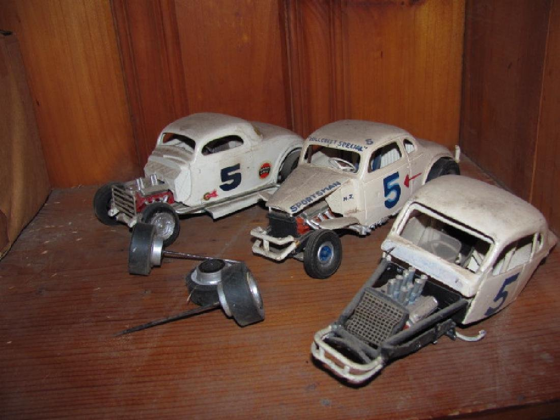 Race Car Model Junkyard