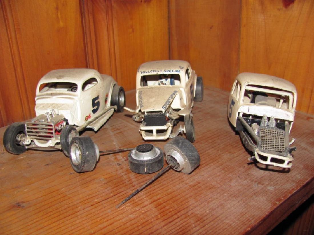 Race Car Model Junkyard - 2