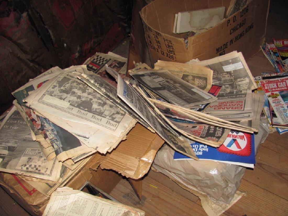 Vintage Racing Papers - 2