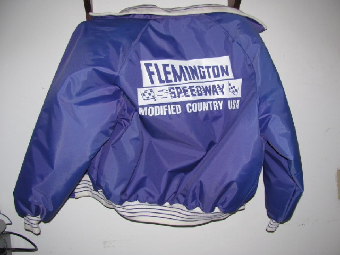 Flemington Speedway Race Car Jacket