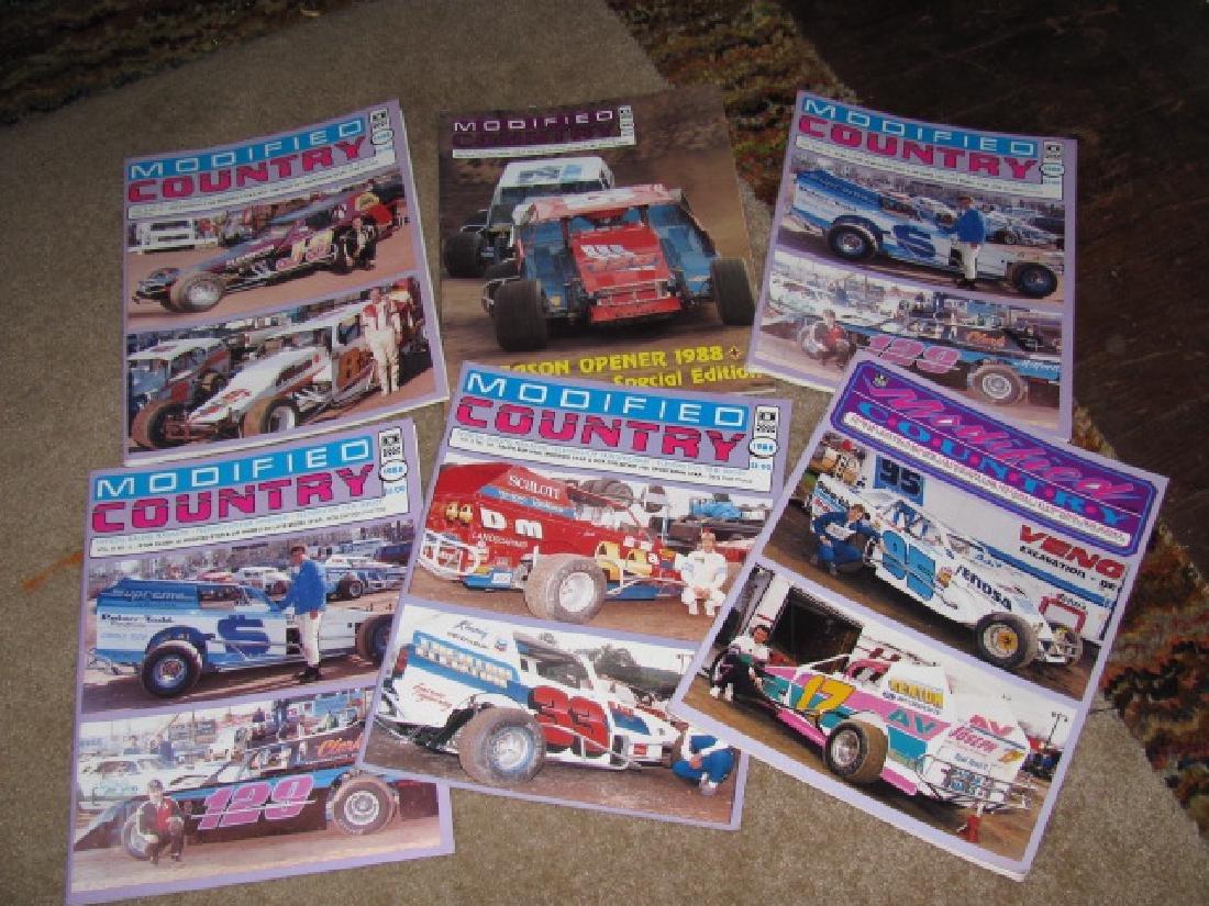 72 Fleminton Speedway Race Car Programs - 2
