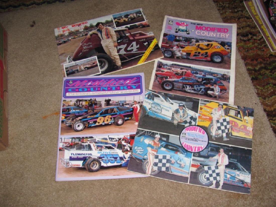 72 Fleminton Speedway Race Car Programs - 3