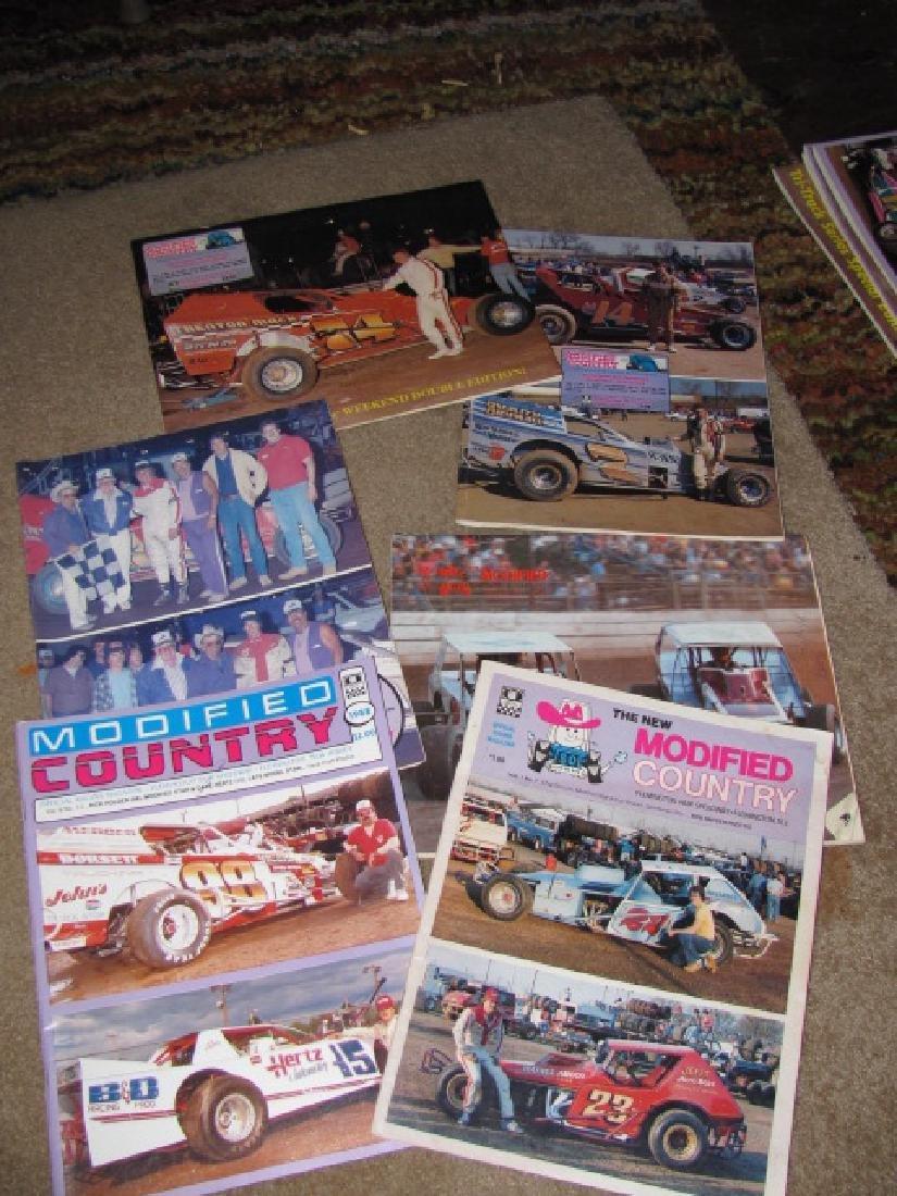 72 Fleminton Speedway Race Car Programs - 4