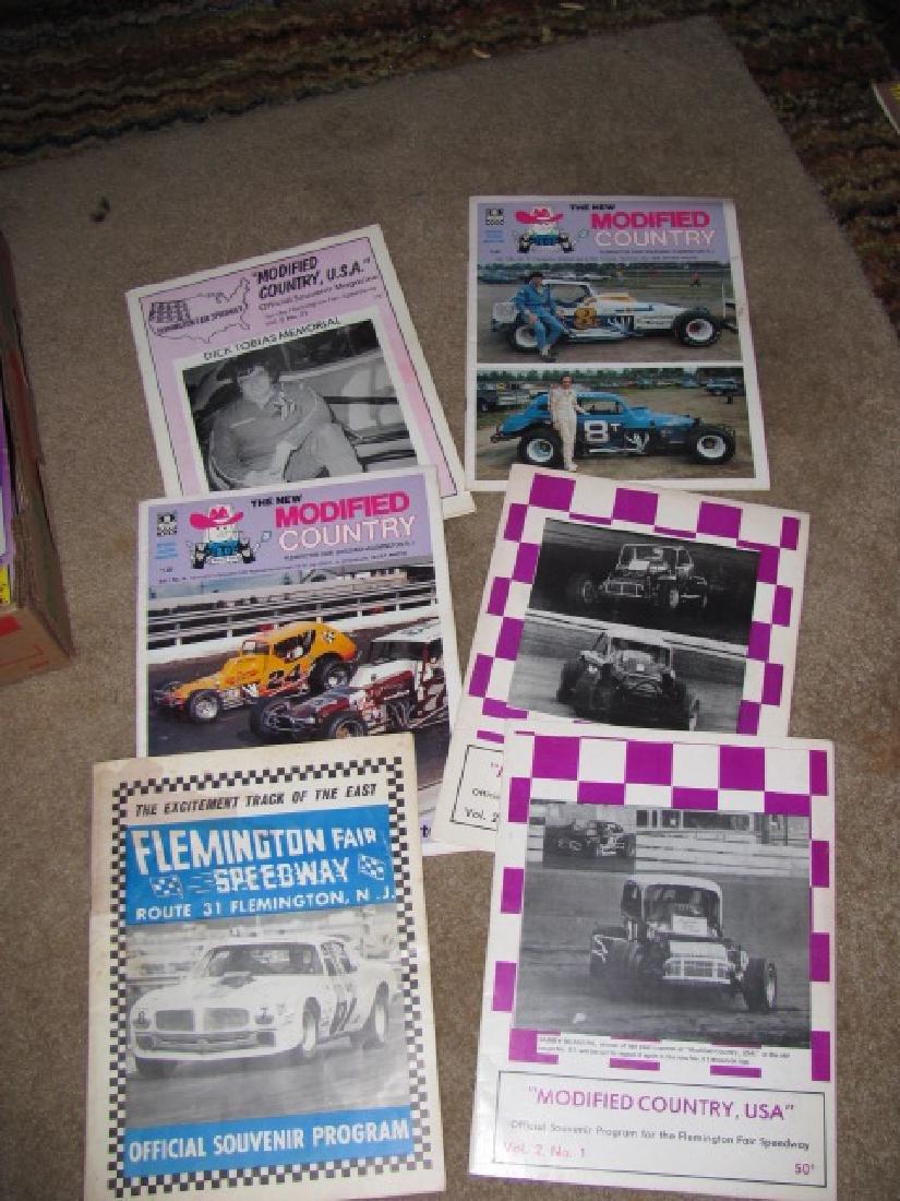 72 Fleminton Speedway Race Car Programs - 5