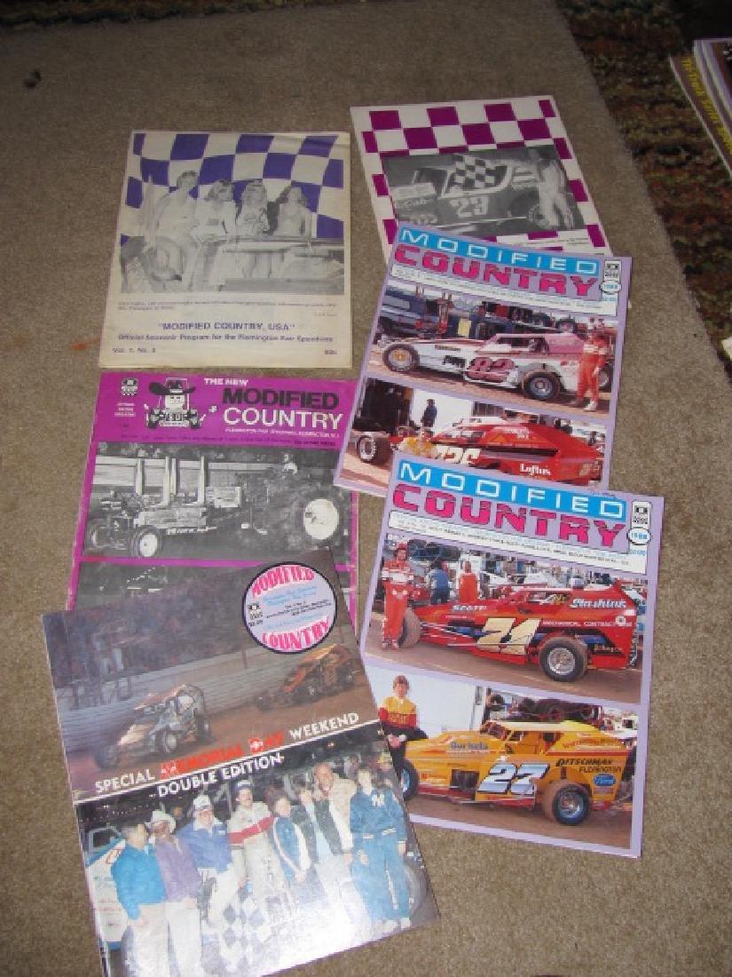72 Fleminton Speedway Race Car Programs - 6