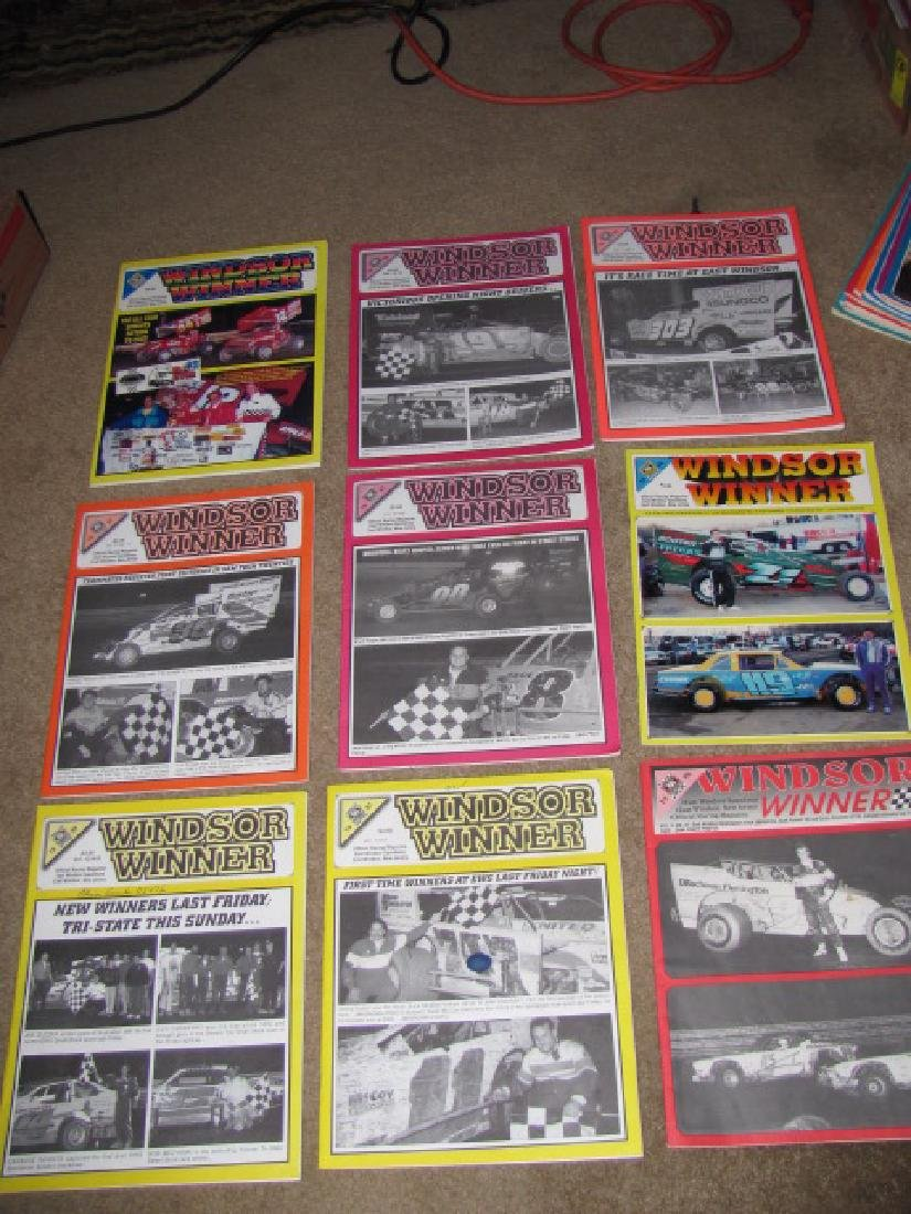 93 East Windsor Racing Programs - 3