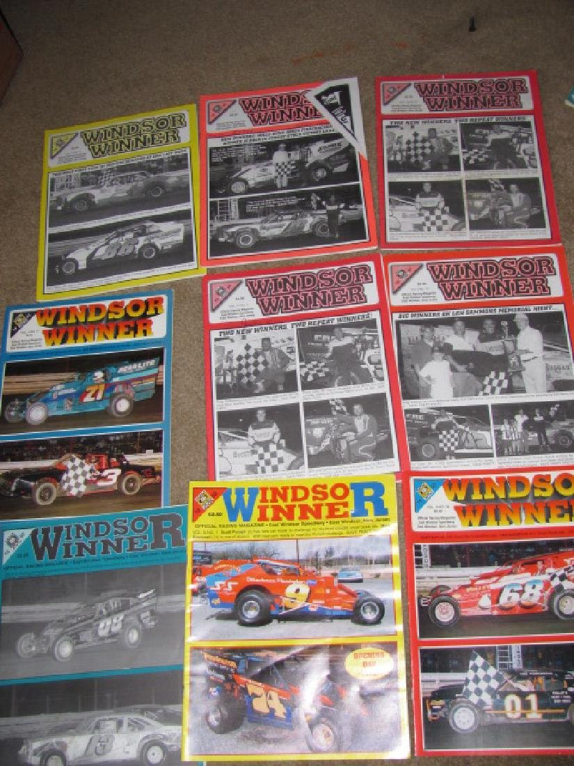 93 East Windsor Racing Programs - 4