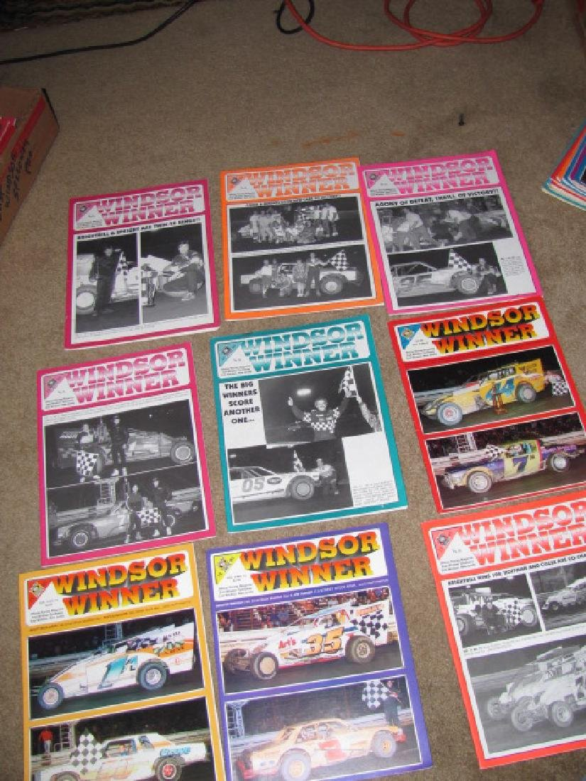 93 East Windsor Racing Programs - 5