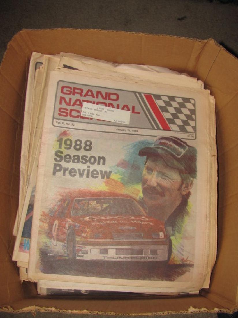 Grand National Nascar Racing Papers - 2