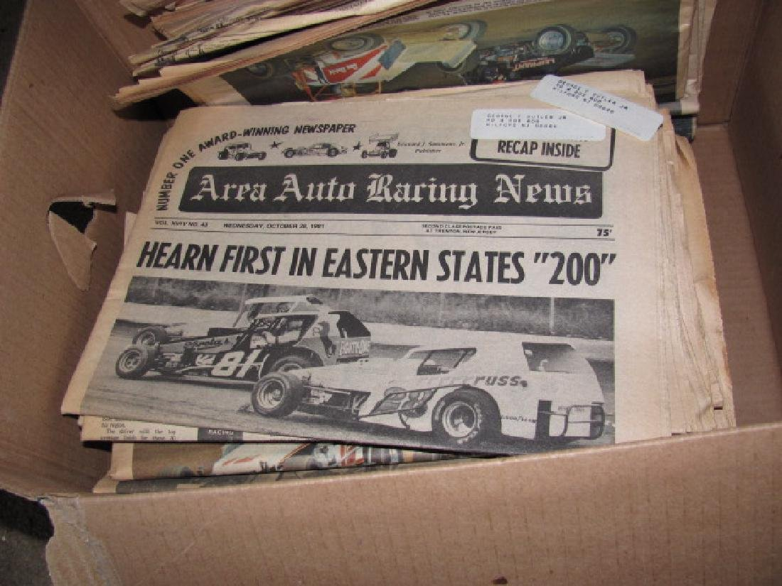 Area Auto Racing News Paper - 4