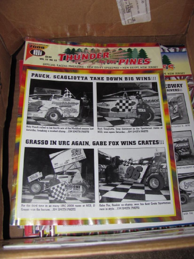 78 Vintage New Egypt Speedway Programs - 4