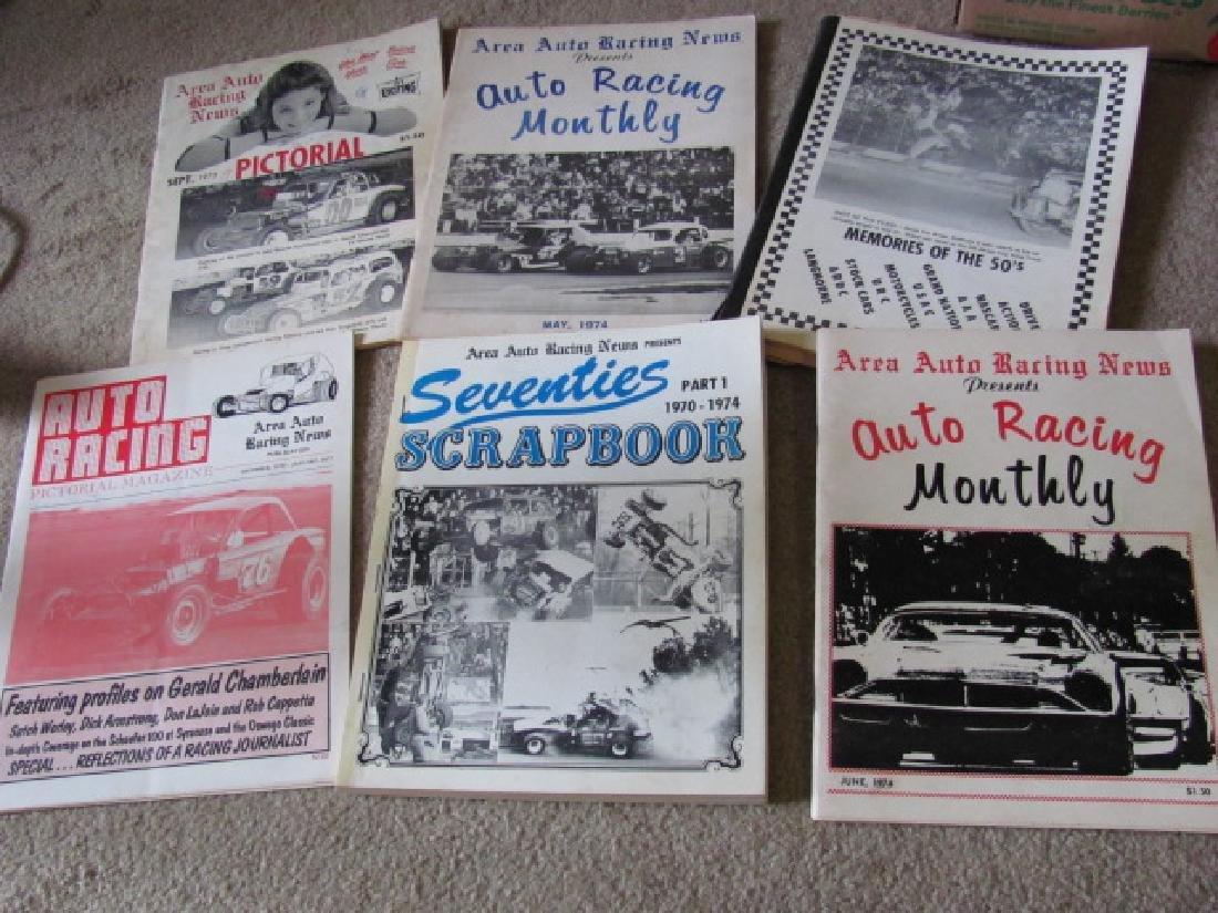 Area Auto Racing News Books