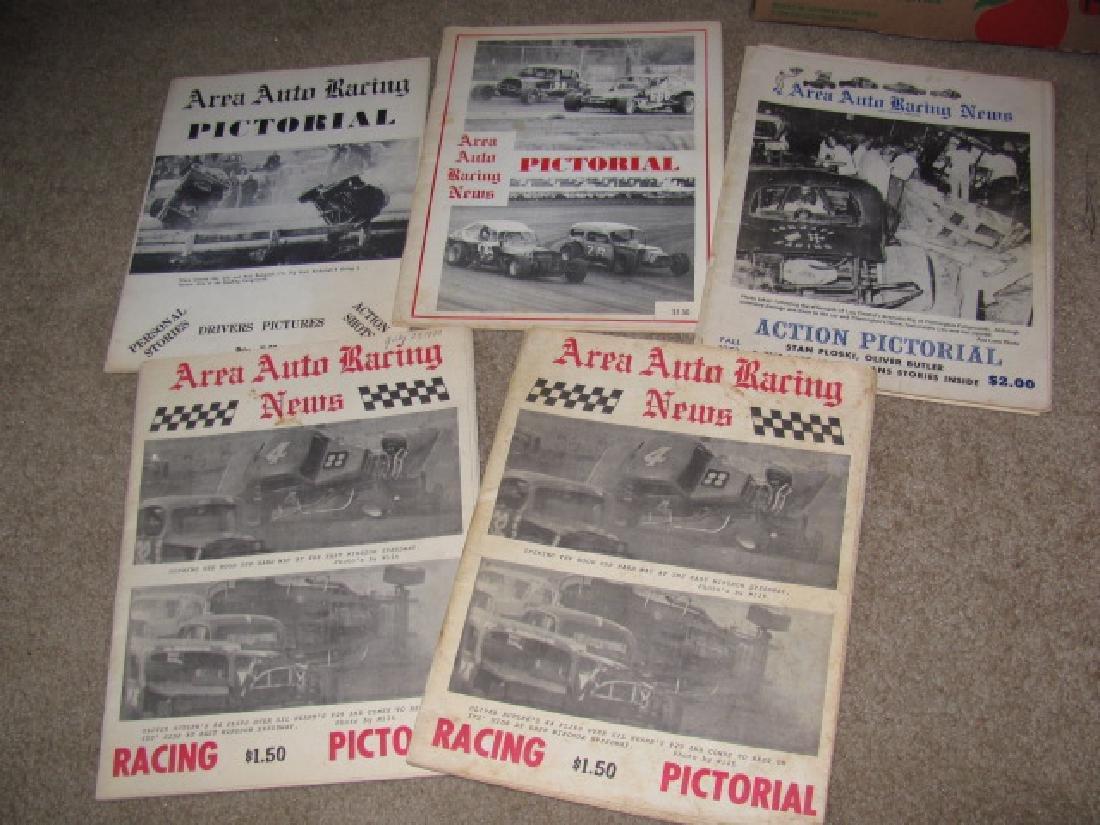 Area Auto Racing News Books - 2