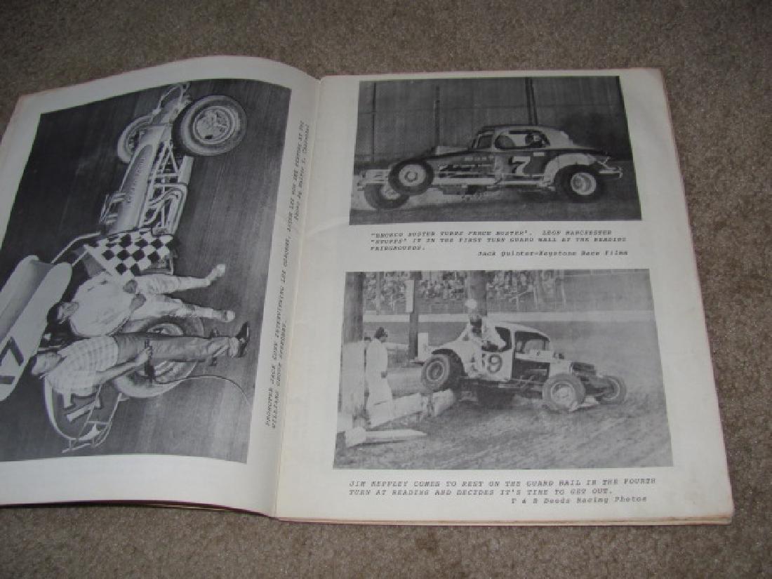 Area Auto Racing News Books - 4