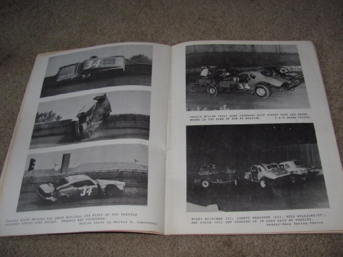 Area Auto Racing News Books - 5